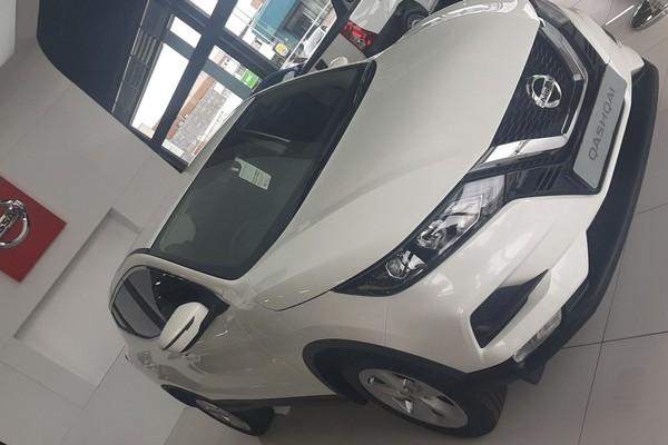2020 Nissan Qashqai 1.2 Qashqai Acenta Gauteng Silverton_0