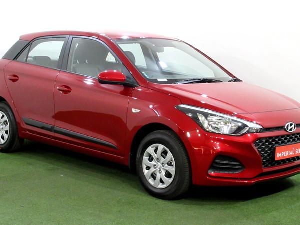 2019 Hyundai i20 1.2 Motion Gauteng Alberton_0