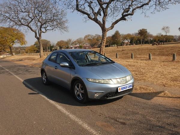 2007 Honda Civic 1.8i-vtec Vxi 5dr  Gauteng Pretoria West_0