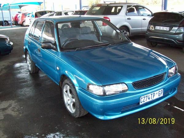 2001 Toyota Tazz 130  Gauteng Boksburg_0