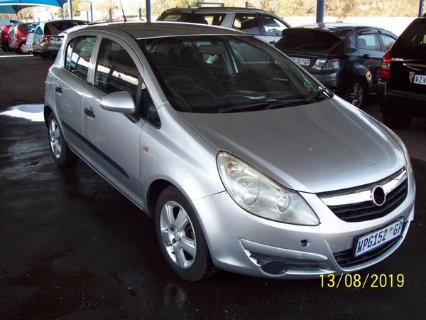 2007 Opel Corsa 1.4 Essentia 5dr  Gauteng Boksburg_0