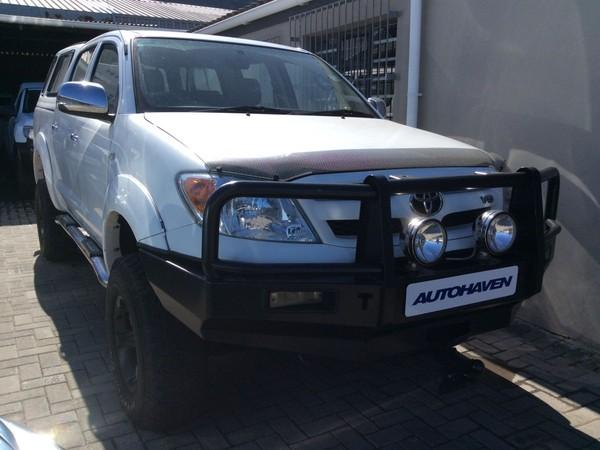 2005 Toyota Hilux 4.0 Raider 4x4 Pu Dc  Western Cape Hermanus_0