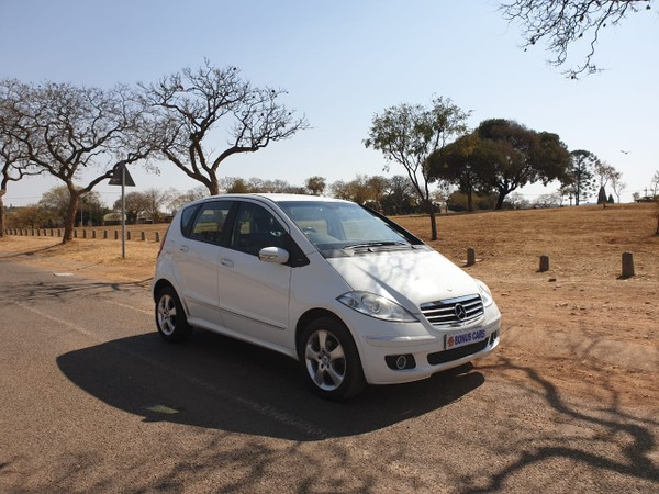 2005 Mercedes-Benz A-Class A 170 Classic  Gauteng Pretoria West_0