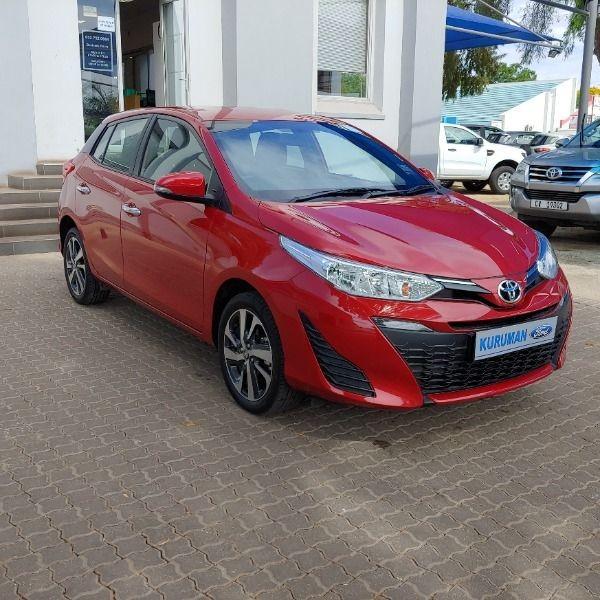 2018 Toyota Yaris 1.5 Xs CVT 5-Door Northern Cape Kuruman_0