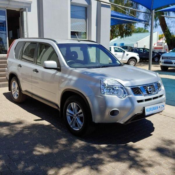 2014 Nissan X-Trail 2.0 Dci 4x2 Xe r82r88  Northern Cape Kuruman_0
