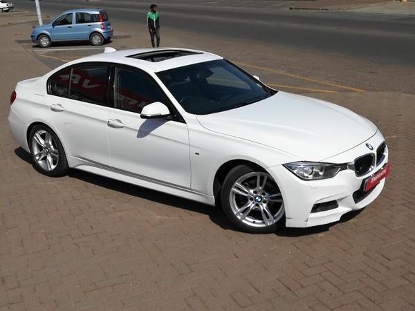 2014 BMW 3 Series 320i Sport Line At f30  Gauteng Vanderbijlpark_0