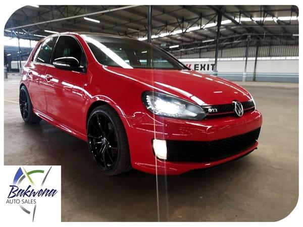 2012 Volkswagen Golf Vi Gti 2.o Tsi  Dsg Ed35  Gauteng Karenpark_0