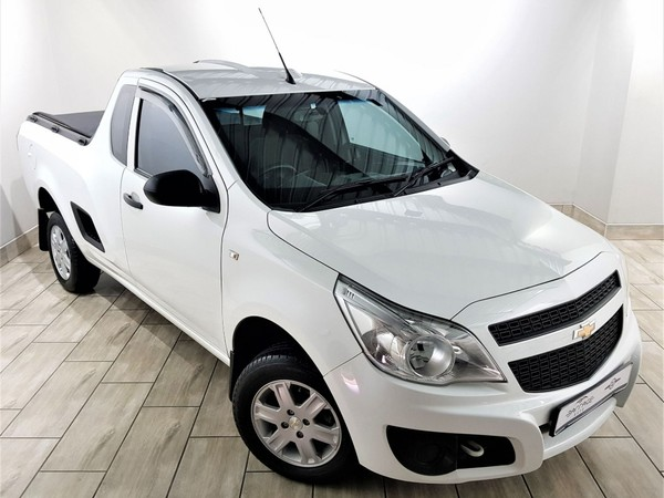 2016 Chevrolet Corsa Utility 1.4 Sc Pu  Free State Bloemfontein_0