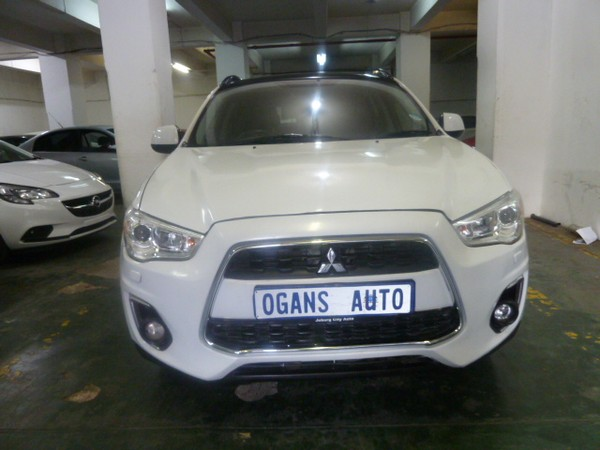 2013 Mitsubishi ASX 2.0 5dr Gl  Gauteng Johannesburg_0