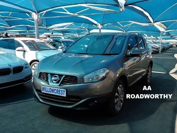 2011 Nissan Qashqai 2.0 Dci Acenta  Gauteng Randburg_0