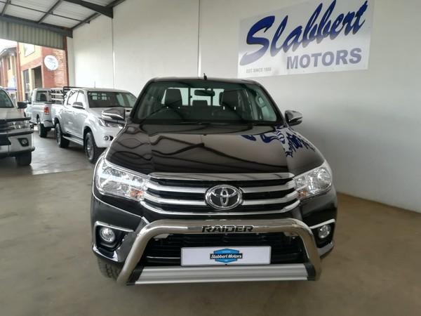 2016 Toyota Hilux 2.8 GD-6 Raider 4X4 Double Cab Bakkie Auto Gauteng Carletonville_0