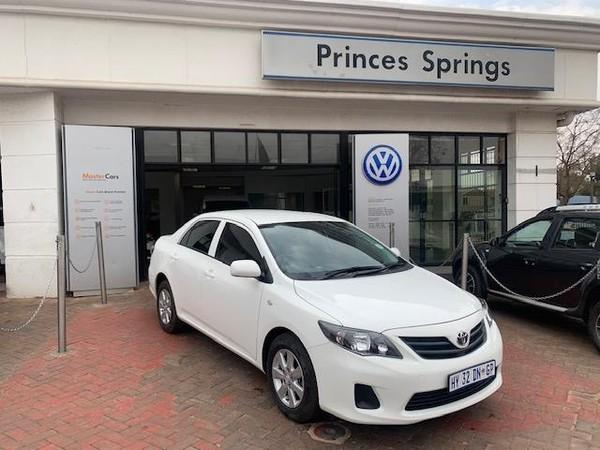 2019 Toyota Corolla Quest 1.6 Plus Gauteng Springs_0