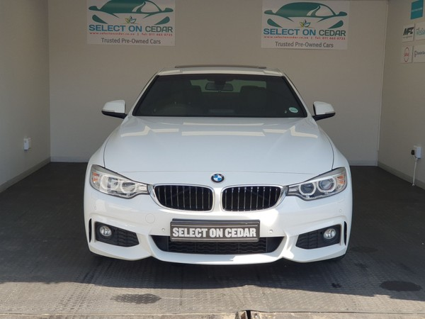 2016 BMW 4 Series Coupe M Sport Gauteng Four Ways_0