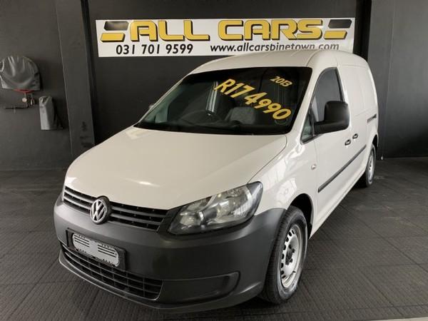 2013 Volkswagen Caddy Maxi 2.0tdi 81kw Fc Pv  Kwazulu Natal Pinetown_0