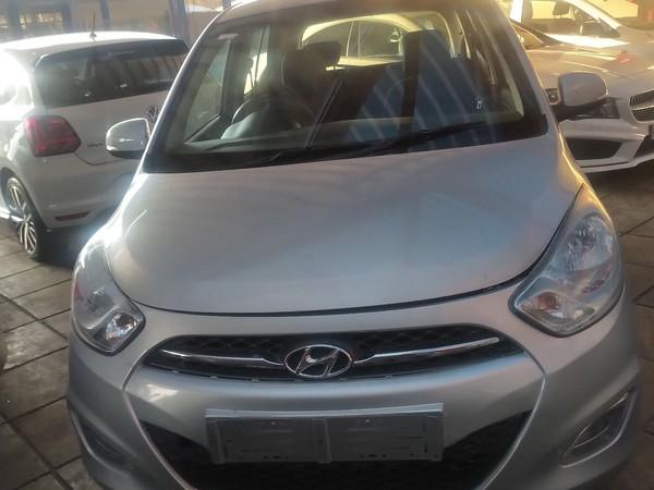 2013 Hyundai i10 1.1 Gls  Gauteng Pretoria_0