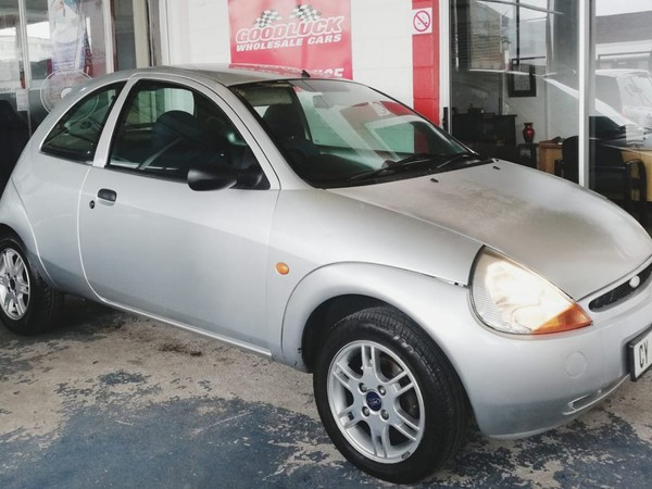 2007 Ford Ka Ambiente  Western Cape_0