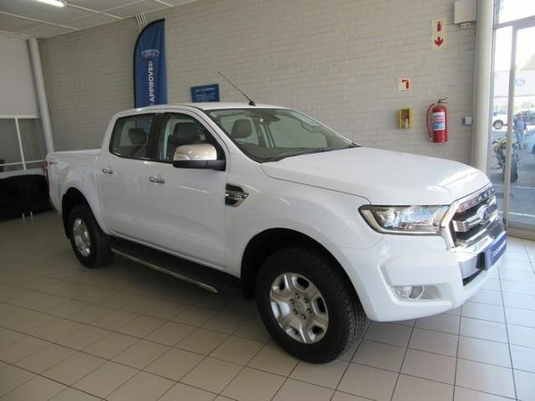 2016 Ford Ranger 3.2TDCi XLT Double Cab Bakkie Free State Welkom_0