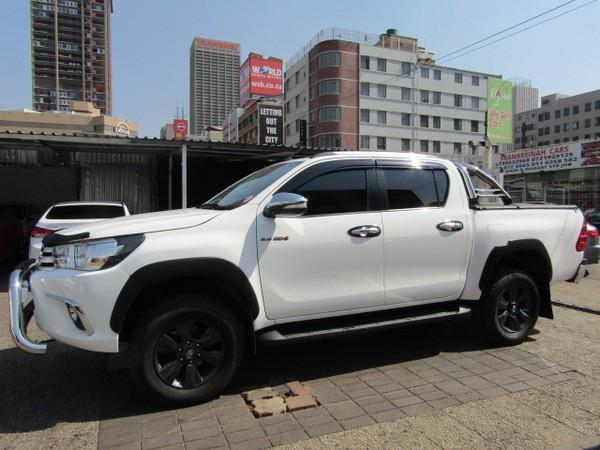 2018 Toyota Hilux 2.4 GD-6 RB SRX Auto Double Cab Bakkie Gauteng Johannesburg_0