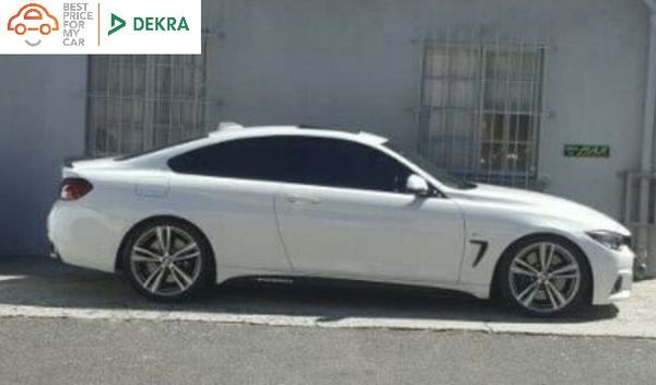 2014 BMW 4 Series 435i Coupe Auto Western Cape Goodwood_0