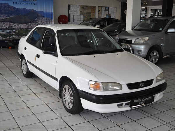 1998 Toyota Corolla 160i Gle At  Western Cape Cape Town_0