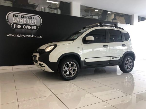 2018 Fiat Panda 900T Cross 4x4 Gauteng Bryanston_0