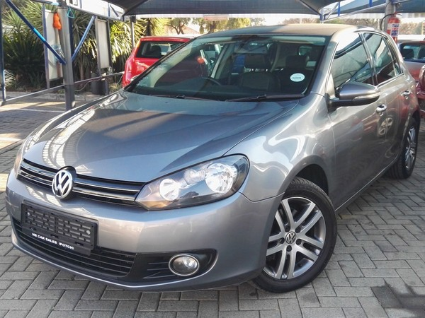 2011 Volkswagen Golf Golf 6 1.4 TSI Comfortline North West Province Potchefstroom_0