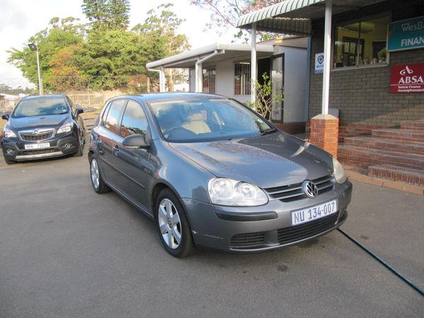 2009 Volkswagen Golf 2.0 Trendline  Kwazulu Natal Pinetown_0