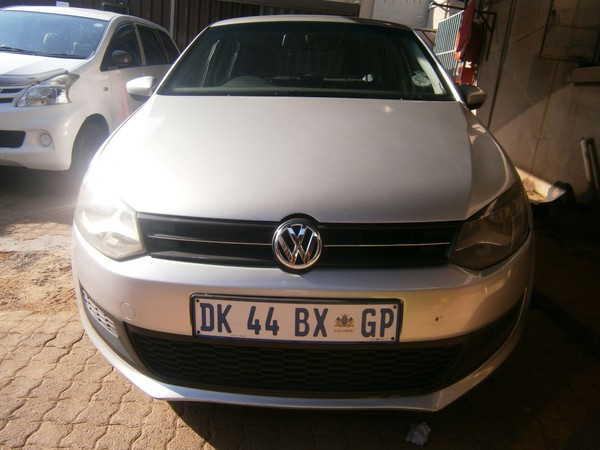 2011 Volkswagen Polo 1.4 Gauteng Kempton Park_0