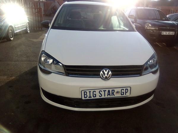 2017 Volkswagen Polo Vivo 1.4 Trendline 5-Door Gauteng Johannesburg_0