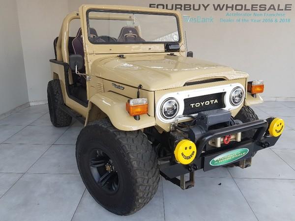 1974 Toyota Land Cruiser Pu Sc  Gauteng Four Ways_0