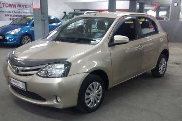 2015 Toyota Etios 1.5 Xi 5dr Low...Milage.  Kwazulu Natal Durban_0