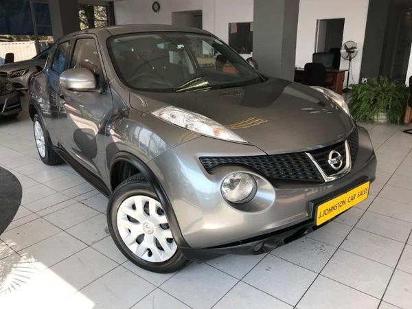 2011 Nissan Juke 1.6 Acenta  Gauteng Sandton_0
