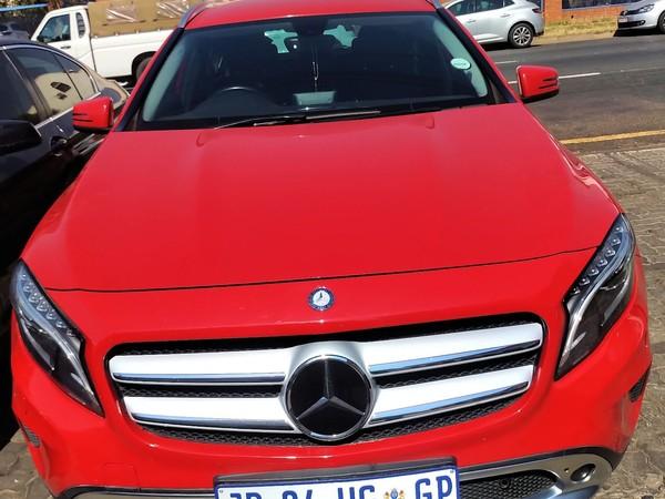 2013 Mercedes-Benz GLA-Class 200 CDI Auto Gauteng Pretoria_0
