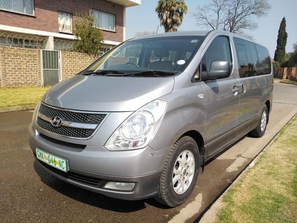 2011 Hyundai H1 2.5 Crdi Wagon At  Gauteng Boksburg_0