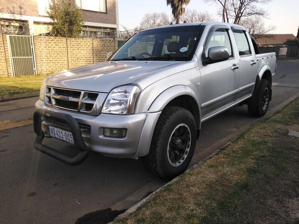 2005 Isuzu KB Series Selling as is Gauteng Boksburg_0
