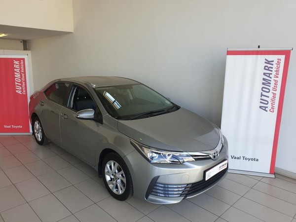 2018 Toyota Corolla 1.6 Prestige Gauteng Vereeniging_0