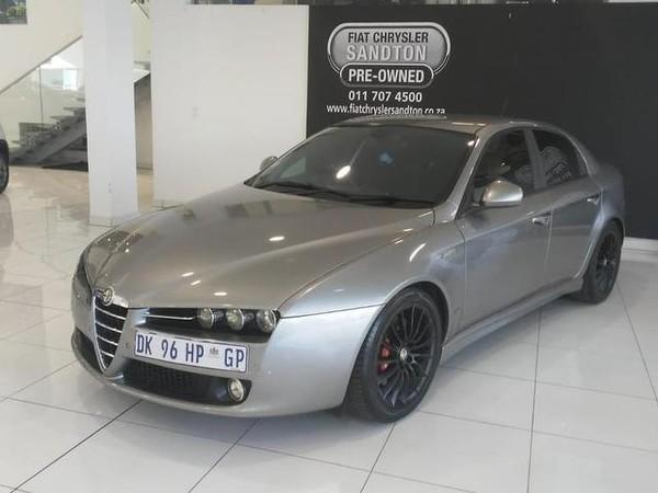 2012 Alfa Romeo 159 1750tbi Ti  Gauteng Bryanston_0