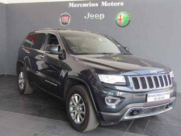 2014 Jeep Grand Cherokee 3.0L V6 CRD LTD Limpopo Polokwane_0