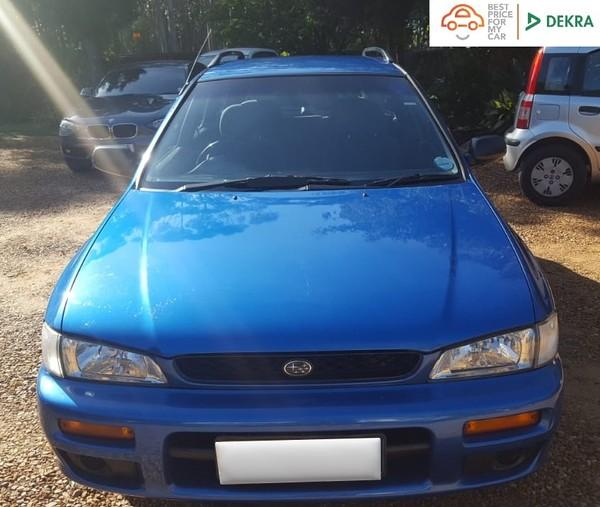 2000 Subaru Impreza 2.0 Gl Sw  Western Cape Goodwood_0