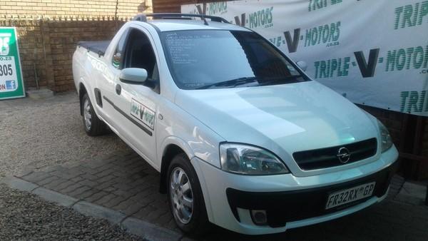 2005 Opel Corsa 1.4i Club  Gauteng Pretoria_0