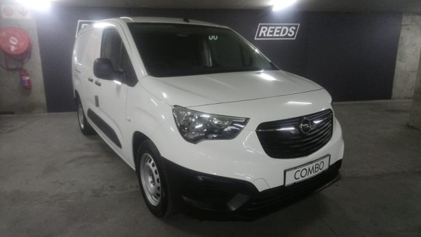 2019 Opel Combo Cargo 1.6TD LWB FC PV Western Cape Claremont_0