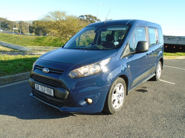 2017 Ford Tourneo Connect 1.0 Trend SWB Western Cape Bellville_0