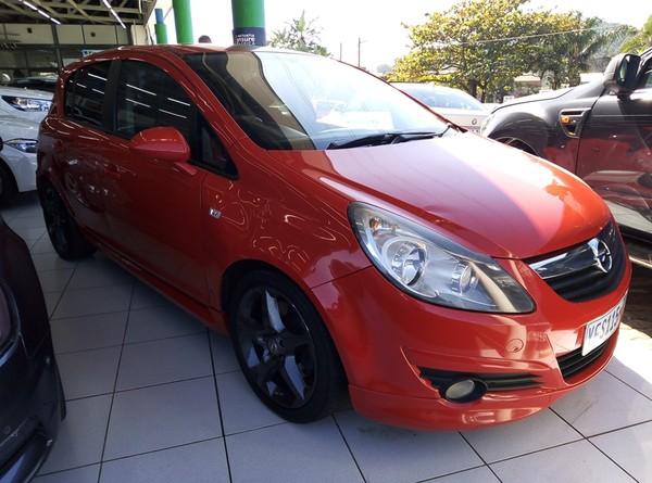 2009 Opel Corsa 1.6 Sport 5dr  Kwazulu Natal Pinetown_0