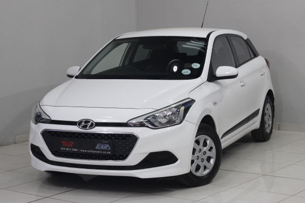 2016 Hyundai i20 1.2 Motion Manual Gauteng Nigel_0