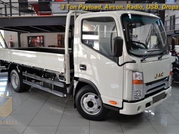 2019 JAC N-Series N56 28 Tdi 3-Ton Dropside Truck 80kW Gauteng Boksburg_0