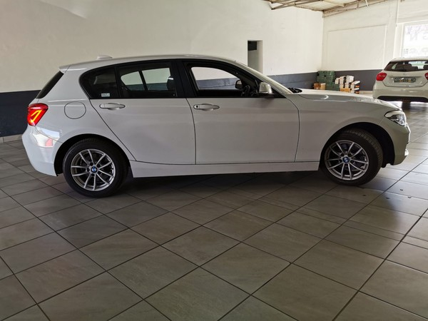 2018 BMW 1 Series 120d 5DR f20 Free State_0