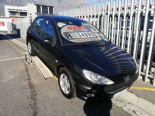 2004 Peugeot 206 1.4 Xs  Western Cape Cape Town_0