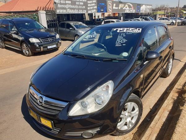 2008 Opel Corsa CASH ONLY Gauteng Kempton Park_0