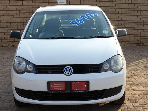 2014 Volkswagen Polo Vivo 1.4 Gauteng Pretoria West_0