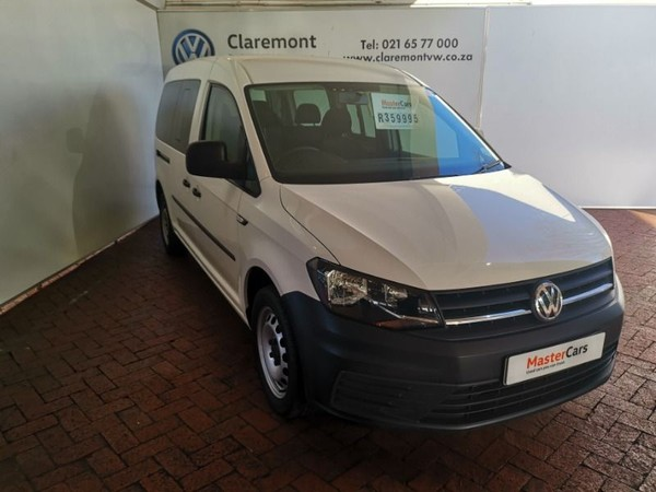 2019 Volkswagen Caddy MAXI 2.0TDi 103KW DSG FC PV Western Cape Claremont_0